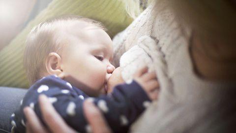 Το μητρικό γάλα αποτελεί το πρότυπο της υπερτροφής - Nutricia Professionals