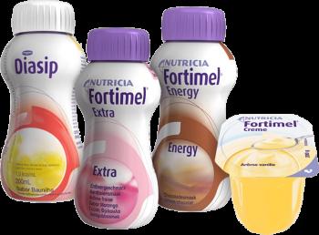 Σειρά εξειδικευμένων προϊόντων για την ευπάθεια και δυσθρεψία των ενηλίκων - Nutricia Professionals